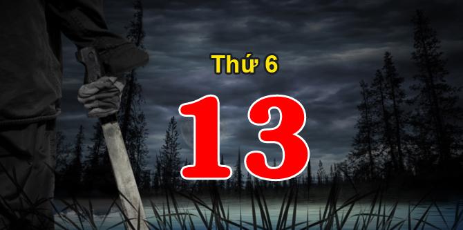 Thứ 6 ngày 13 theo quan niệm của mọi người là ngày vô cùng ...