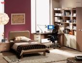 Cách bố trí bàn làm việc trong phòng ngủ hợp phong thủy