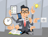 Nắm rõ 8 bí quyết để hoàn thành công việc một các hiệu quả