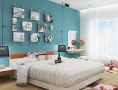 Cách thiết kế phòng ngủ cho người mệnh Thủy